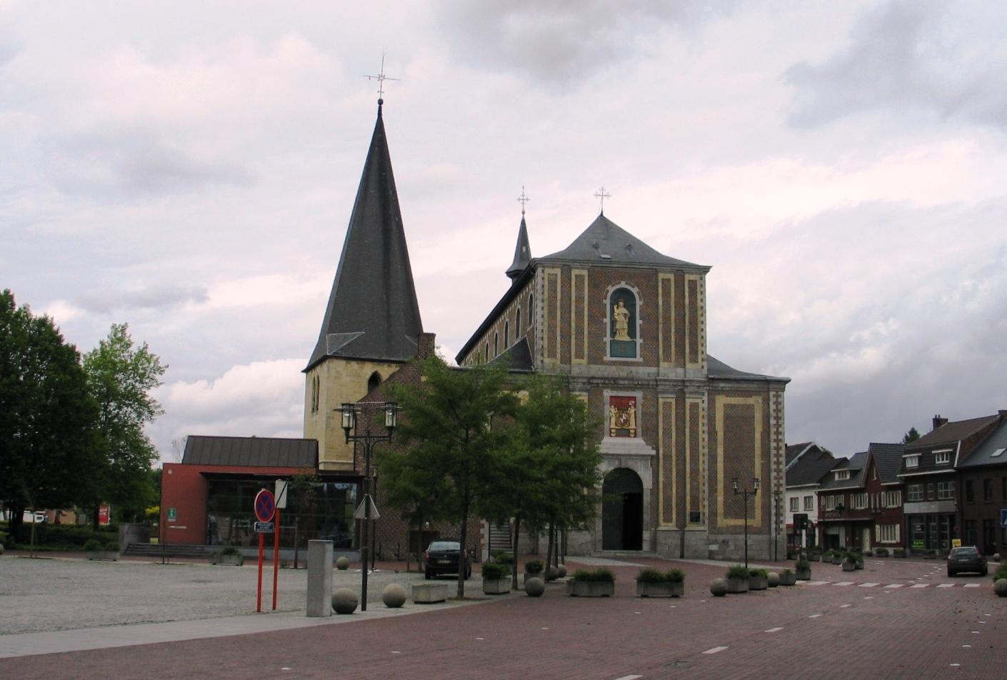 Foto van Zonhoven centrum